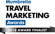 Mumbrella Travel Marketing Awards - 2018 Award Finalist