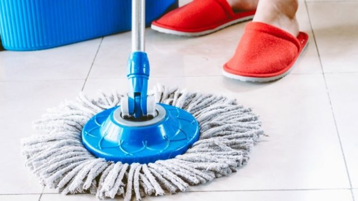mopping solution for clean