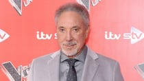 Sir Tom Jones says he hopes to walk without a walking stick soon. Source: Getty