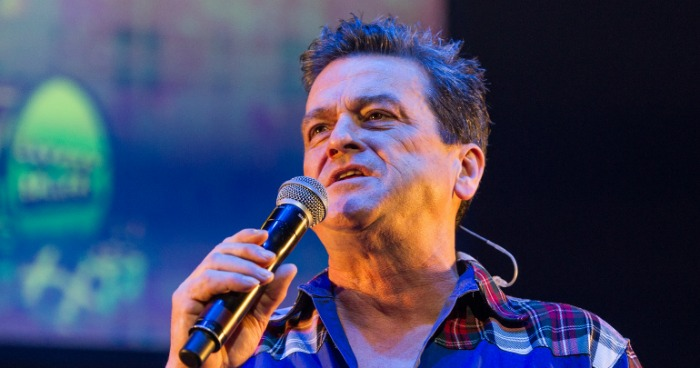 Les McKeown has opened up on overcoming his demons. Source: Getty.