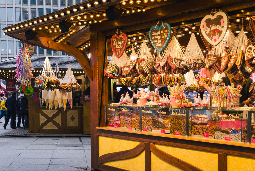 German Christmas Food.Food You Must Try At The German Christmas Markets Travel At 60