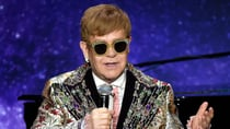 """I'm now ready to tell you my story,"" Elton John told fans on Twitter of his upcoming book. Source: Getty"