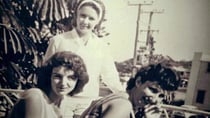 Pamela Cole (centre) remembers the fun she used to have with her youth club. Source: Pamela Cole