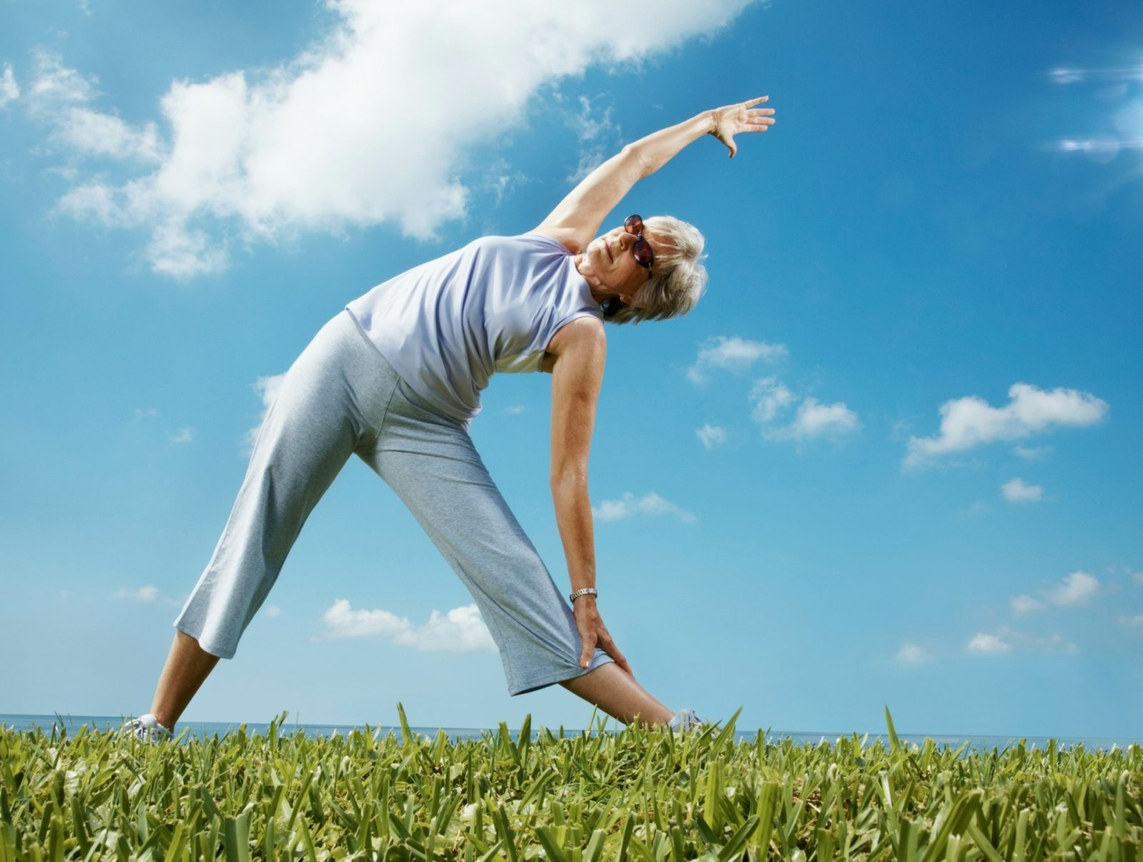 Daily stretching can reduce pain, but should be done as part of a bigger treatment plan.