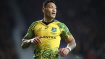 Israel Folau was again in the headlines for comments about gay and transgender people. Source: Getty Images.
