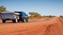 More international visitors are choosing caravanning and camping in Australia. Source: Getty