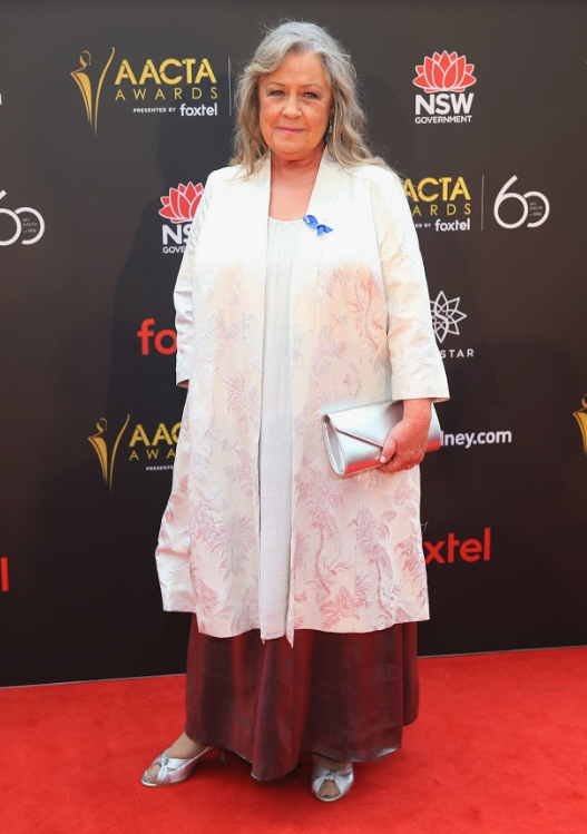 Noni Hazlehurst always looked effortlessly elegant at public events. Source: Getty.