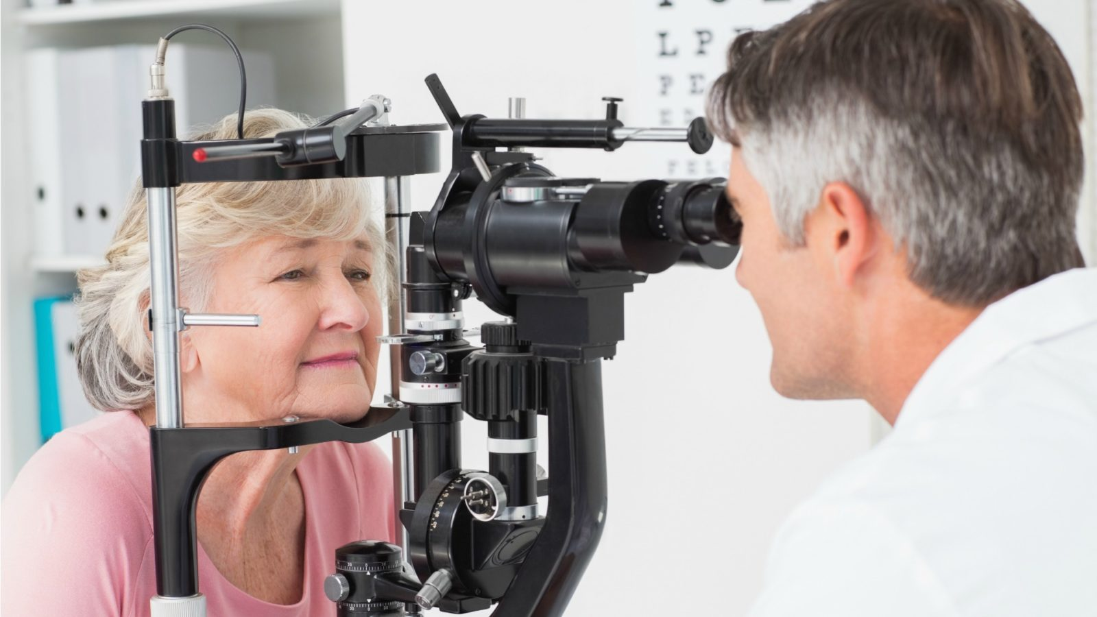 Diabetes is another serious health condition that can be picked up by an eye doctor.