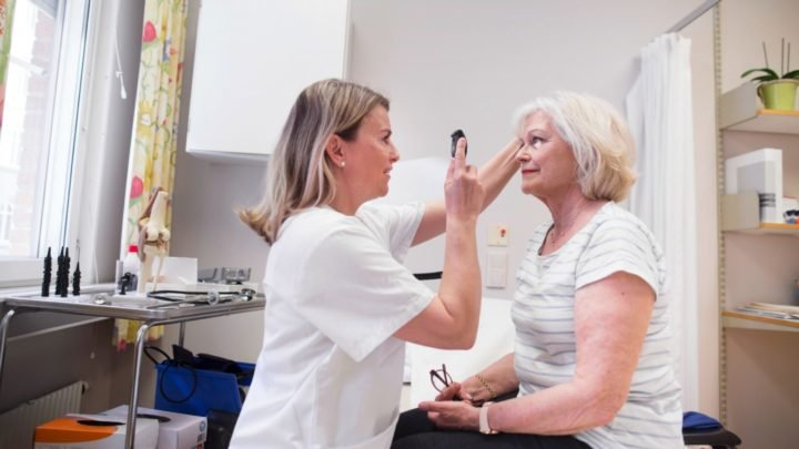 People with diabetes have a higher risk of vision loss, so regular eye health checks are a must.