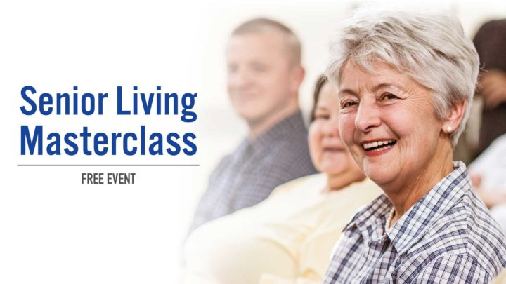 Join the Free Senior Living Masterclass by Aged Care Gurus and Aveo