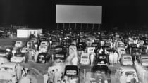 Who remembers the glory days of going to the drive-in theatre? Source: Getty Images