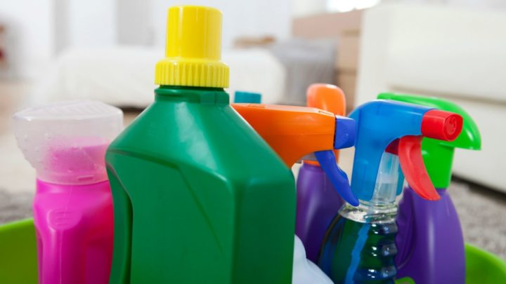 Hidden dangers: How cleaning products could be harming your lung