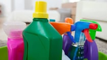 Recent studies show that some cleaning products are as bad for lung health as smoking. Source: Getty