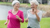 Exercising with a friend is one of the most effective ways to make sure you stick to your fitness routine.