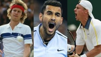 From John McEnroe to Nick Kyrgios: Tennis star's outburst is history repeating itself
