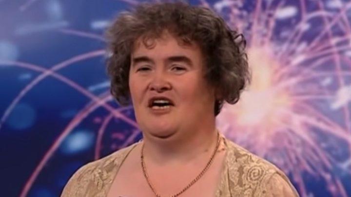 Ultimate Transformation Susan Boyle Debuts Sleek New Hair