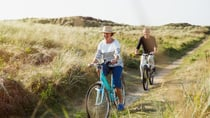 Forget riding a bike, this author is fed up with the retirement cliches. Source: Getty Images