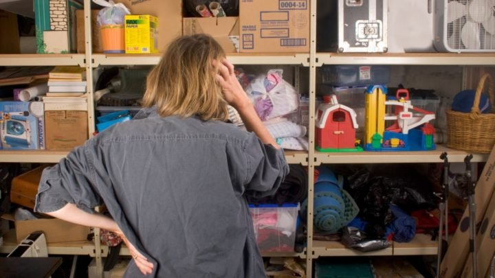 Where to begin when you're downsizing and decluttering. Source: Getty Images