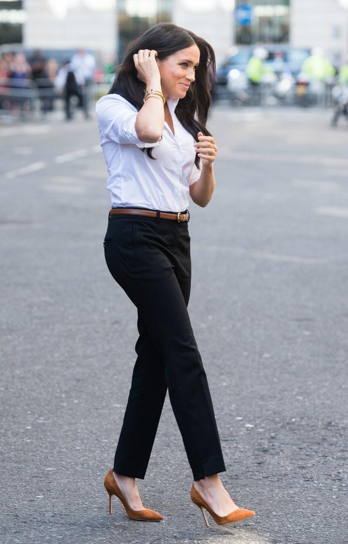 Meghan Markle fashion line