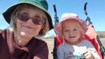 'The enormous joy I get from being a grandmother'