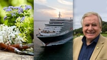 See gorgeous gardens, meet Graham Ross and save shedloads with this Queen Elizabeth cruise deal!