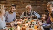 Living in a multigenerational household can have huge benefits but there are some rules you must follow to ensure it doesn't affect the Age Pension. Source: Getty