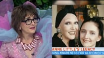 Jeanne Little's daughter Katie opened up on her mum's Alzheimer's. Source: Twitter/The Morning Show.
