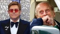 Elton John recalls Prince Philip branding him a 'bloody fool' in awkward meeting