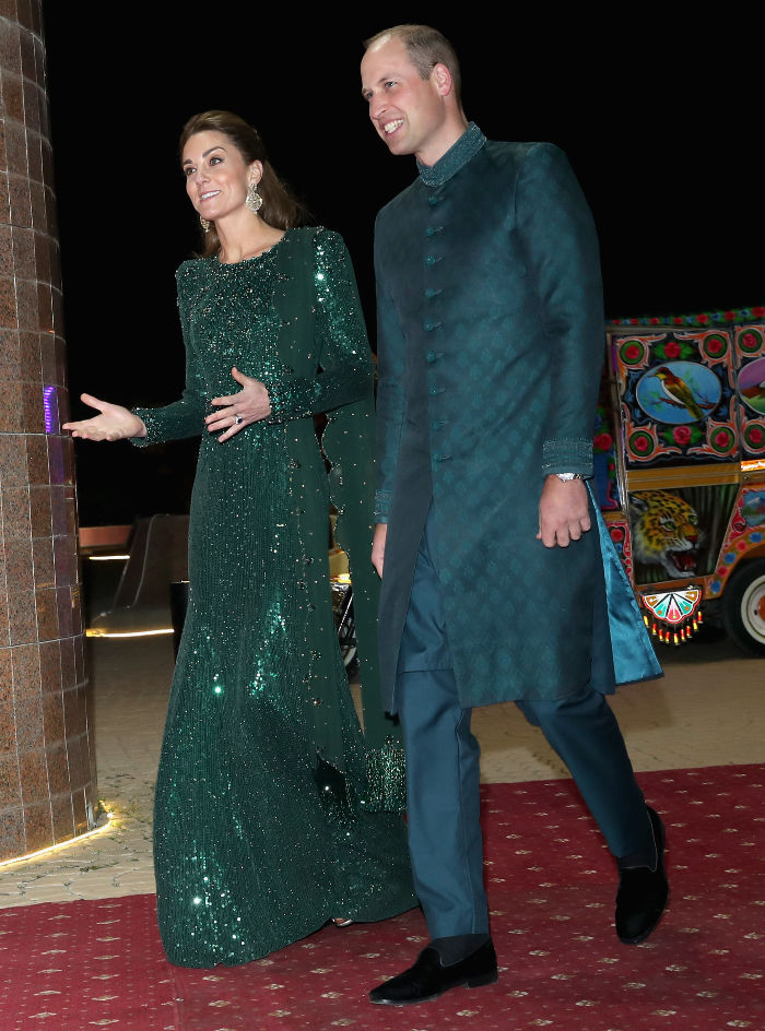 prince william kate pakistan