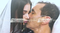 Jeff Fenech shared an emotional moment with his daughter in hospital. Source: Twitter/A Current Affair.