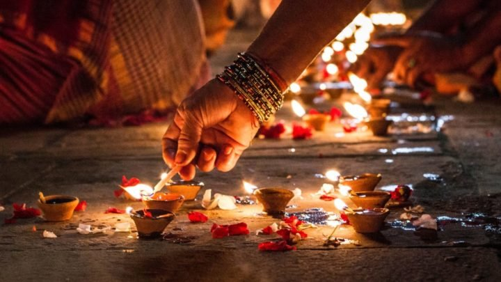 'Diwali celebrations bring back memories of my family's time in India'