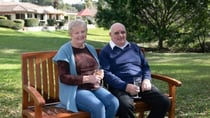 Gordon Crawford and his wife Sue Kemp have lived at Tarragal Glen Retirement Village for two years and are loving life on the Central Coast.