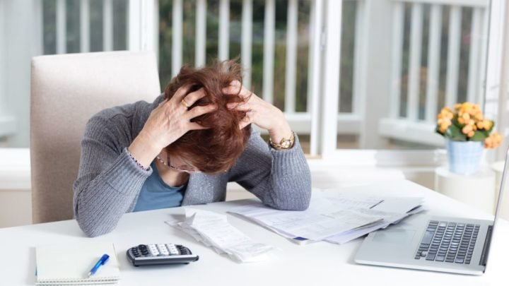 Dealing with government agencies can be a major source of frustration and anger. Source: Stock Photo/Getty Images