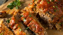There's nothing better than a homemade meatloaf! Source: Getty.
