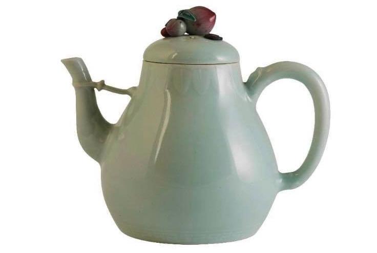 rare teapot dukes auctions dorset