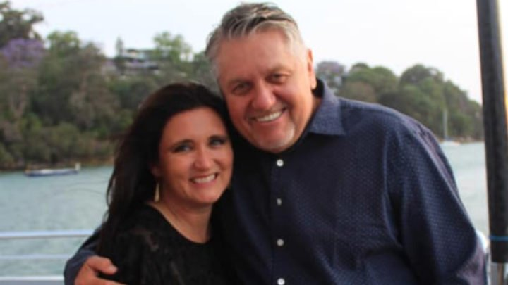 """The 2GB host confirmed his engagement on Sunday and credited now-fiancee Sophie with """"changing his life"""". Source: Facebook/The Ray Hadley Morning Show."""