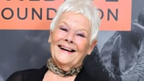 Dame Judi, 84, is a legacy ambassador for the David Shepherd Wildlife Foundation, who organised Friday's event. Source: Getty.