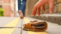 Ever found a lost wallet or purse on the street and tried to find the owner? Source: Getty Images