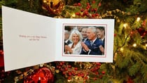 The Christmas card is something that the royals never miss out on! Source: Getty.