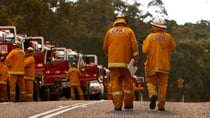Donations can be made to the firefighters in both NSW and Victoria. Source: Brett Hemmings/Getty Images