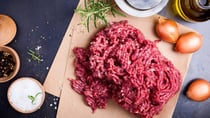 Mince meat is still safe to eat when it starts to turn brown. Source: Getty