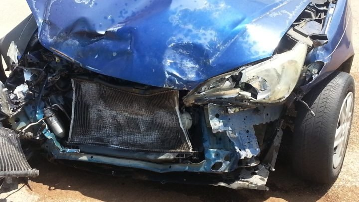 Lyn was involved in a car accident that almost took her life. Source: Pixabay