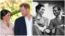 This community blogger considers maybe Prince Harry is taking a leaf out of his great uncle's handbook. Source: Getty Images