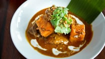 Nothing says delicious dinner like a tasty beef massaman curry! Source: Getty.