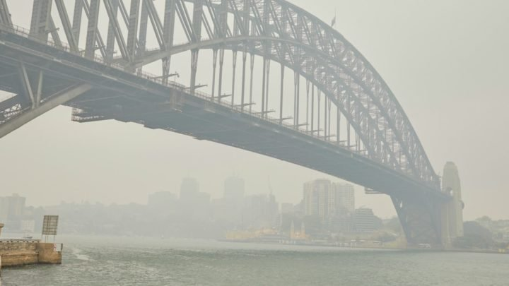Bushfires have been burning across Australia for months. Source: Getty.