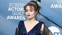 The 53-year-old's performance as Princess Margaret landed her a nomination at Sunday night's SAG Awards. Source: Getty.