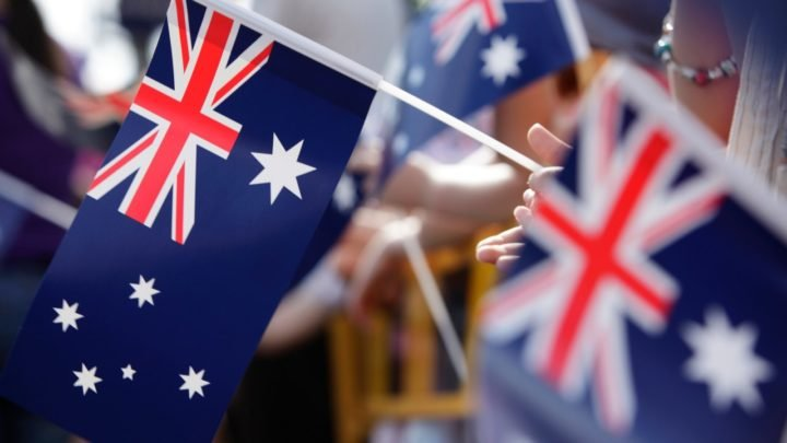Brian shares his pride for the Australian vernacular. Source: Getty Images