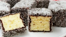 There's no cake more Australian than lamingtons. Source: Getty.