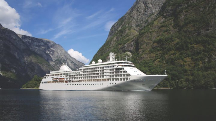 See the world from the comfort of your own luxury suite onboard a Silversea cruise