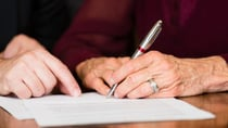 This community writer felt it necessary to contest her mother's last will and testament. Source: Getty Images